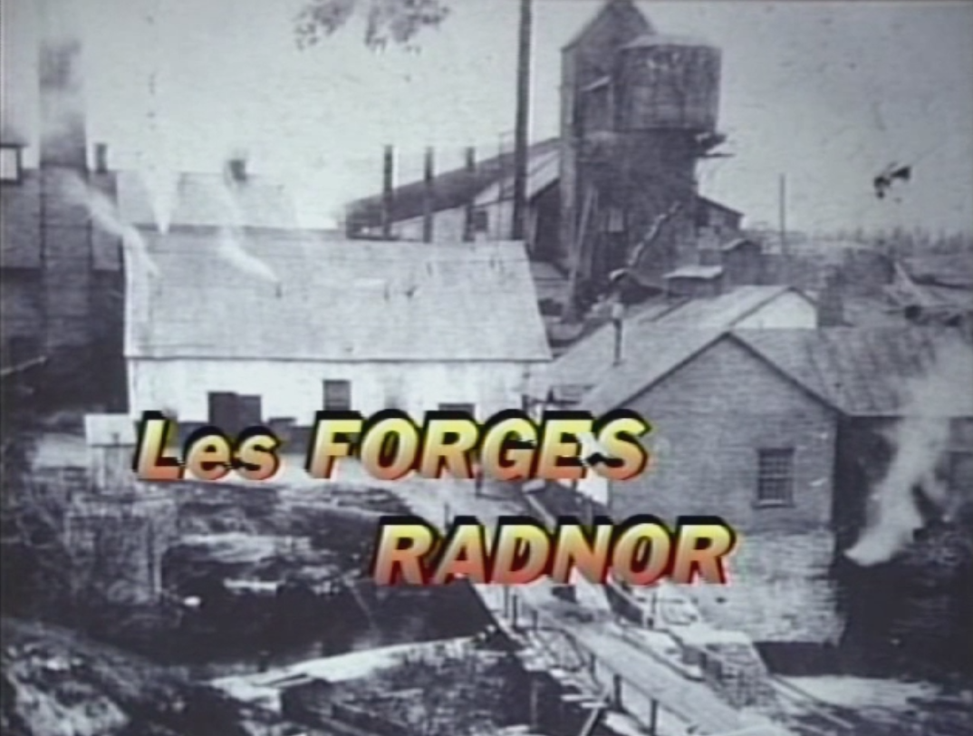 Les forges Radnor
